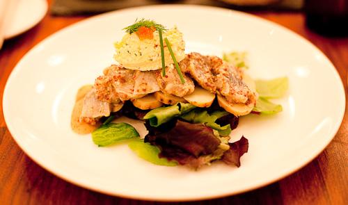 Aquavit new york for Aquavit and the new scandinavian cuisine
